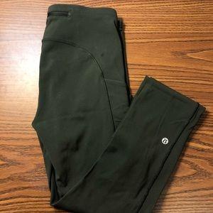Lululemon pocket leggings